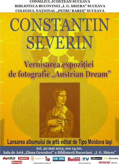 VERNISAJ SEVERIN