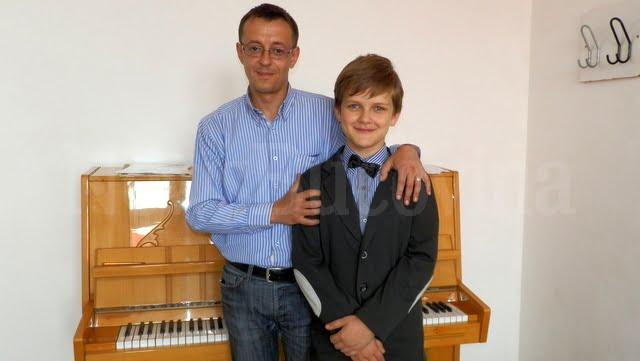 Johannes Onesciuc si Vlad Vorniceanu