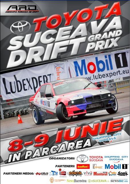 Toyota Drift Grand Prix