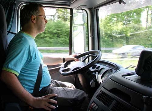 sofer-camion