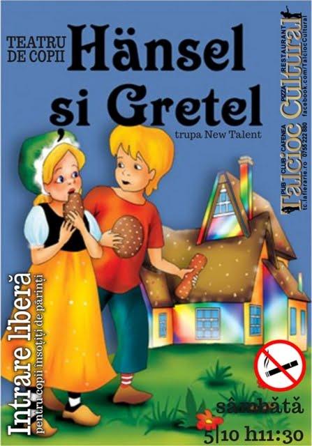 10.05.2013 Hansel & Gretel