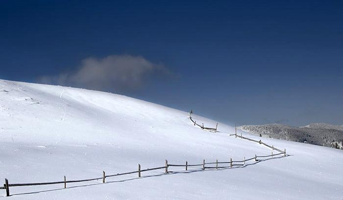 Bucovina iarna