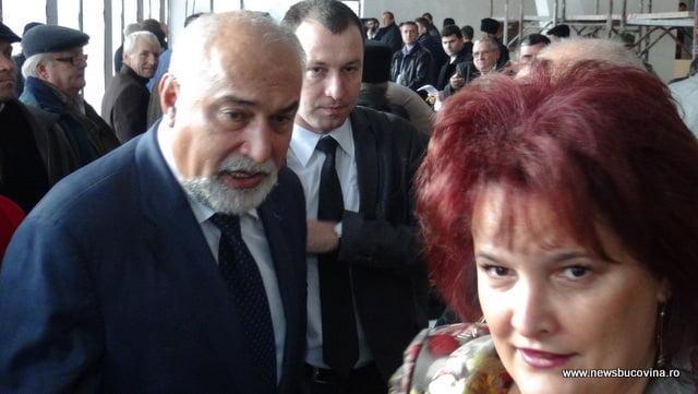 Vosganian, Teodorovici Cristina