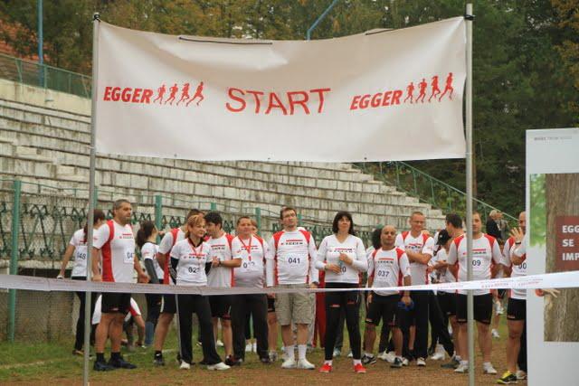 Egger is running (2)