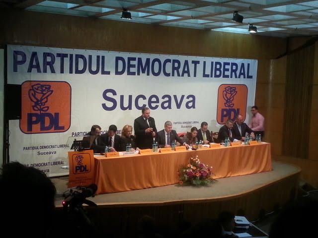 candidati PDL la Suceava