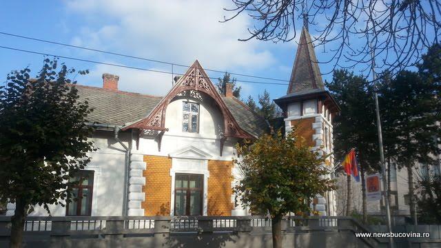 sediul PDL Suceava, aleea trandafirilor