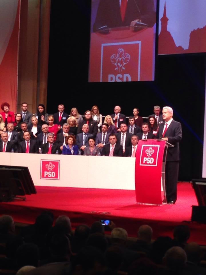Consiliul National PSD5
