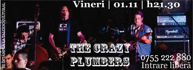 Crazy Plummers- cover