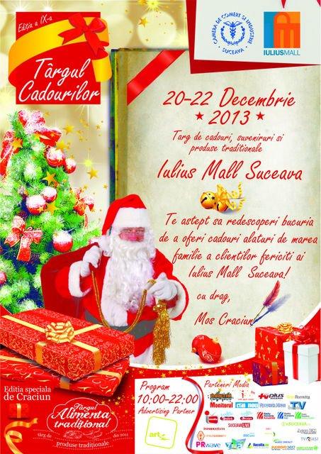 Afis Targ de cadouri_IM SV_2013