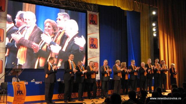 alegeri PDL Suceava casa culturii