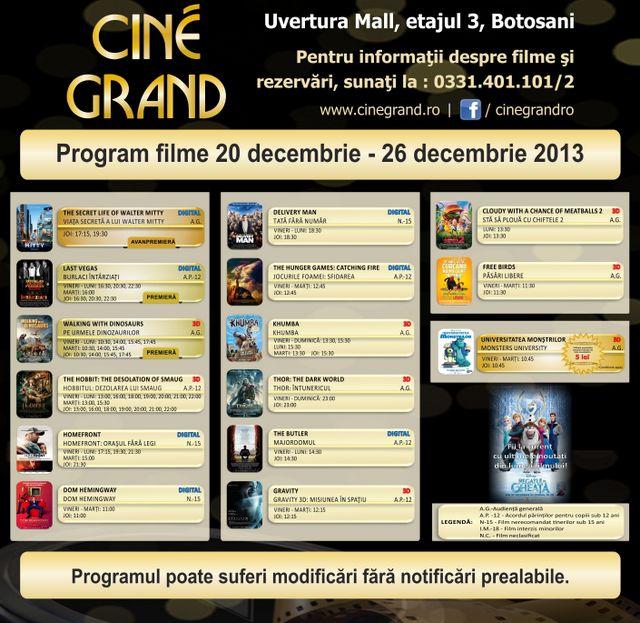 Program Cine Grand