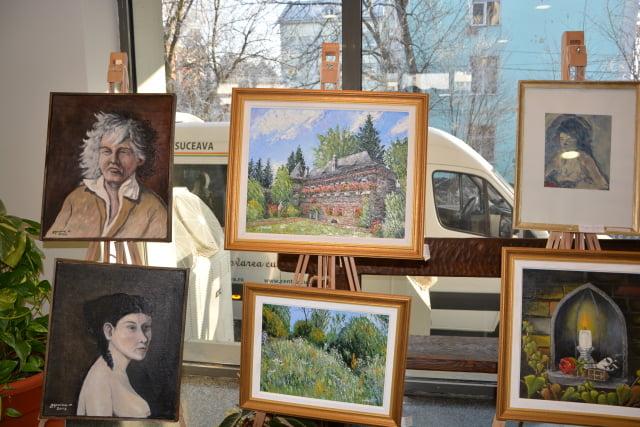 Salon arta pictura