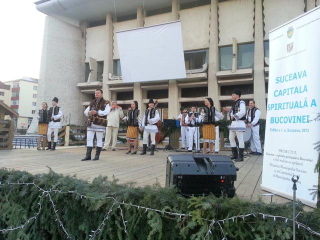 Suceava, capitala spirituala a Bucovinei