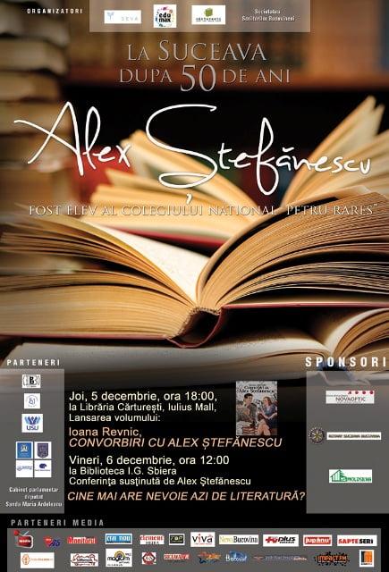 afis Alex Stefanescu 5