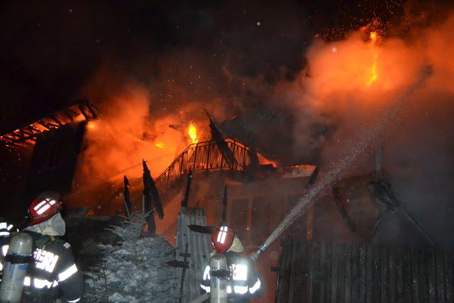 Incendiu bogdaneasa falcari ISU pompieri1