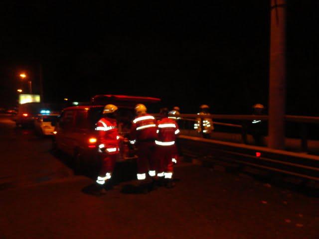 accident pompieri