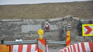 zidul mortii semnalizare auto