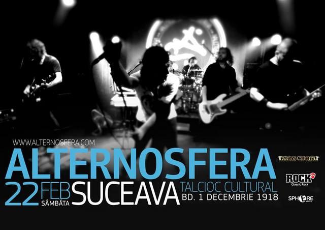 Alternosfera - Suceava 22.02.2014