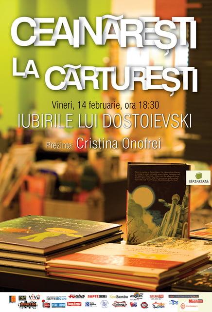 Ceainaresti la Carturesti (1)