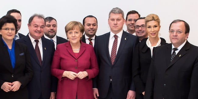 Flutur Merkel PDL