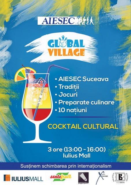 afiş global Village