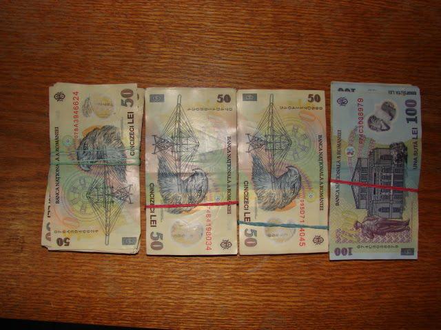 bani confiscati