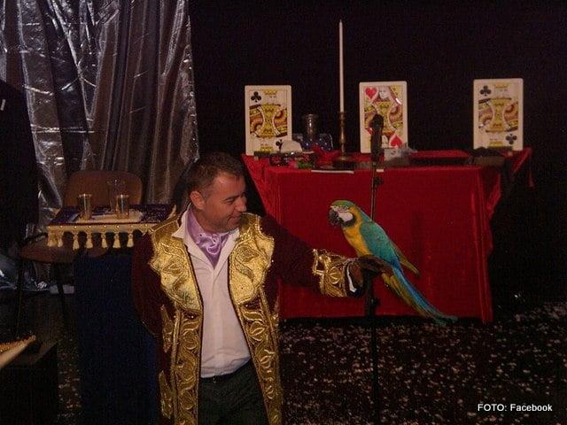magicianul Christianis