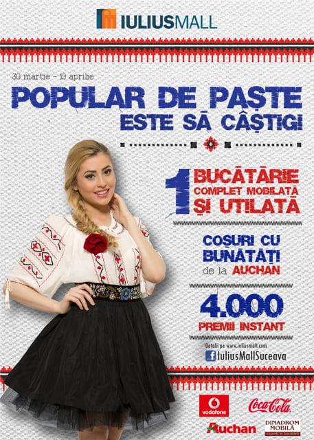 Afis Popular de Paste_IM SV_2014