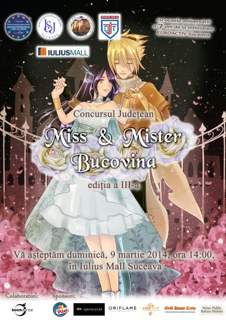 Miss&Mister Bucovina_IM SV_2014