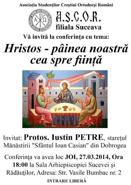 afis-conferinta-hristos-painea-vietii