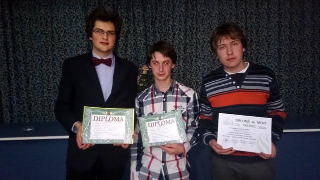 Dascalu, Andronic, Morhan