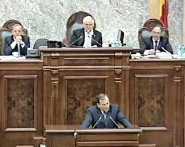 Flutur declaratie politica Senat 1.04.2014