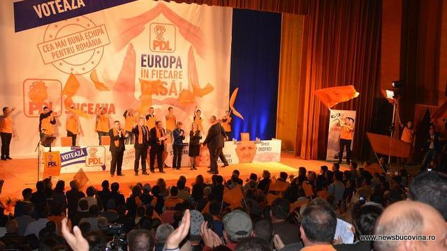 europarlamentare 25 mai 2014 suceava casa culturii