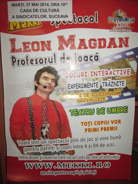 Leon Magdan