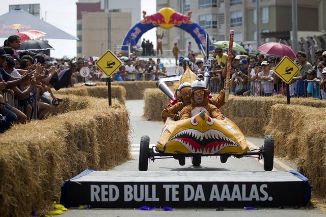 Red Bull Soapbox_News