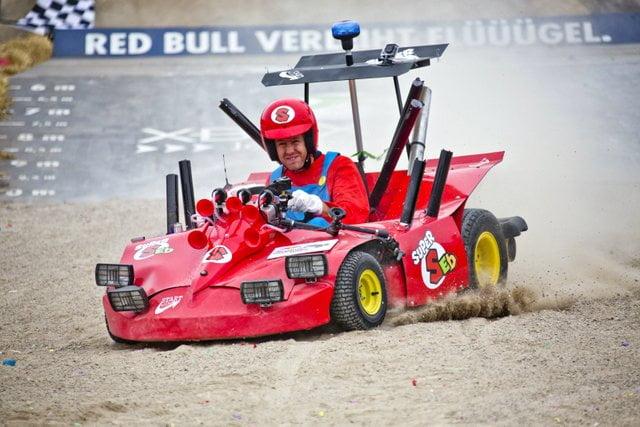 Sebastian Vettel Sopabox