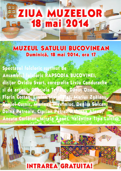 afis_muzeul satului ziua muzeelor 400