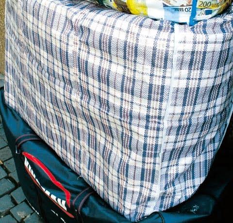 bagaj geanta sacosa rafie