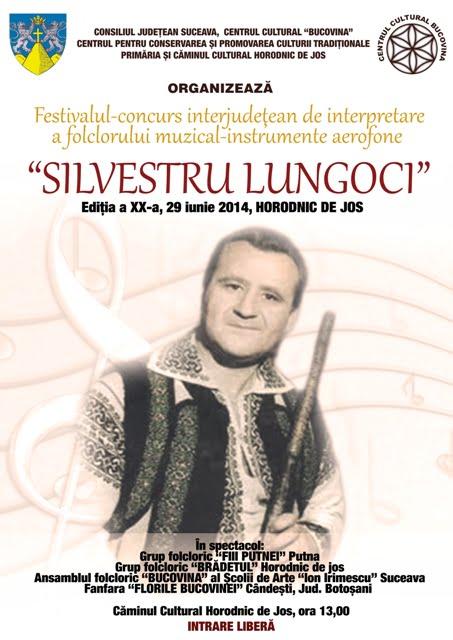 Afis - Silvestru Lungoci-2