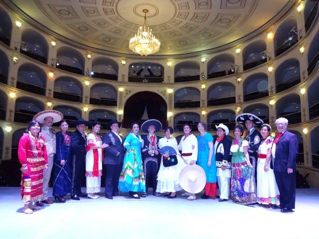 Orfeon - foto -Teatro Principal  Puebla