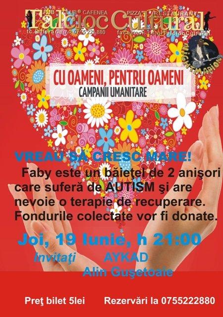 eveniment umanitar 19 iunie