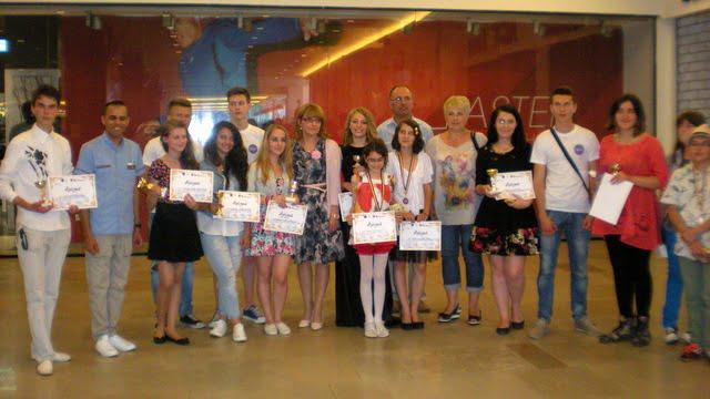 finalistii concursului Vocea Bucovinei 2014
