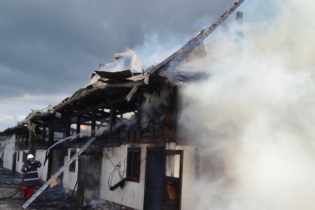 incendiu adapost animale (2)