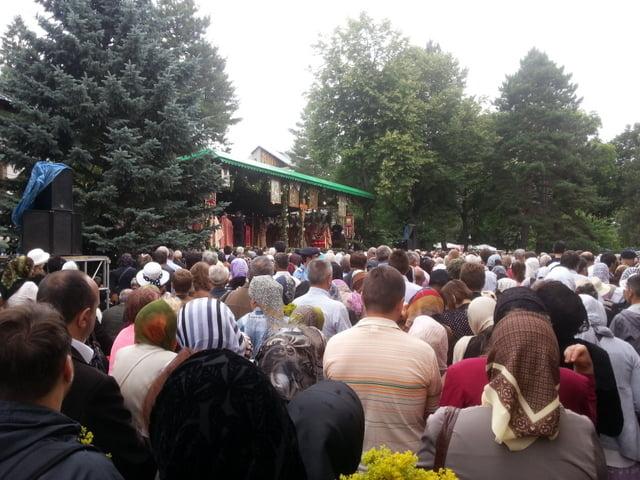 liturghia de sanziene
