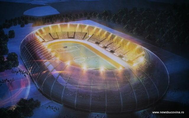stadion viziune Lungu 2014