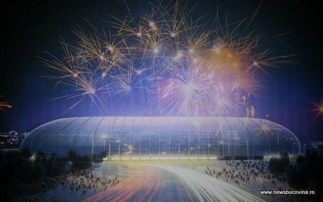 stadion Suceava viziune