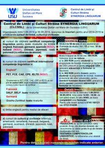 Afis CLCSSL 2014