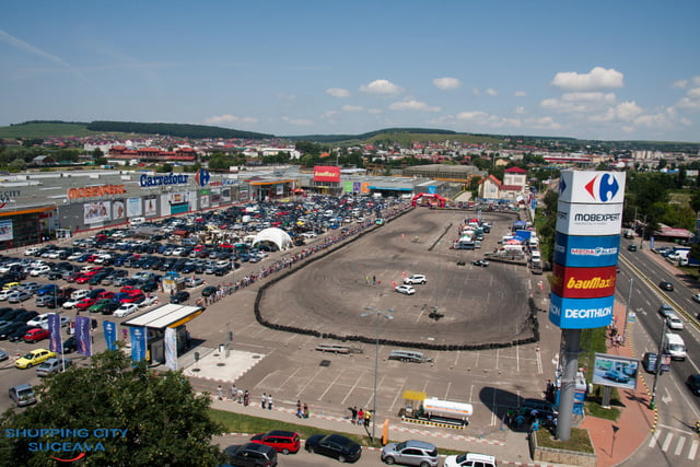 campionat de drift la SCS (1)