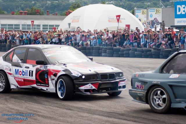 campionat de drift la SCS