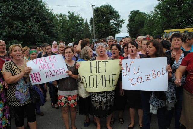protest cernauti